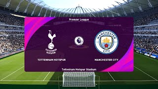 This video is the gameplay of pes 2021 | tottenham hotspur vs manchester city - epl 2020/21 predictionmy second channel https://www./channel/ucu...