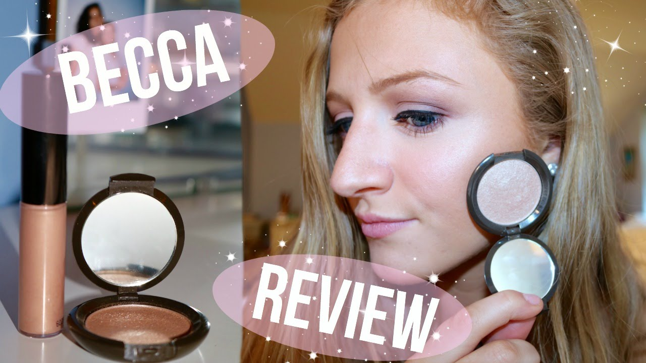 BECCA SHIMMERING SKIN PERFECTOR GLOW ON THE GO REVIEW | MISSALYSSA977 ...