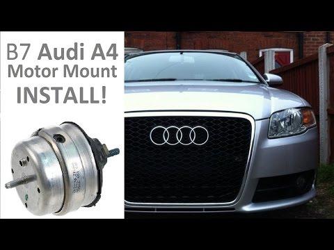 Engine Motor Mount For Audi Front Left or Right 1.8 2.0 2.8 3.0 L