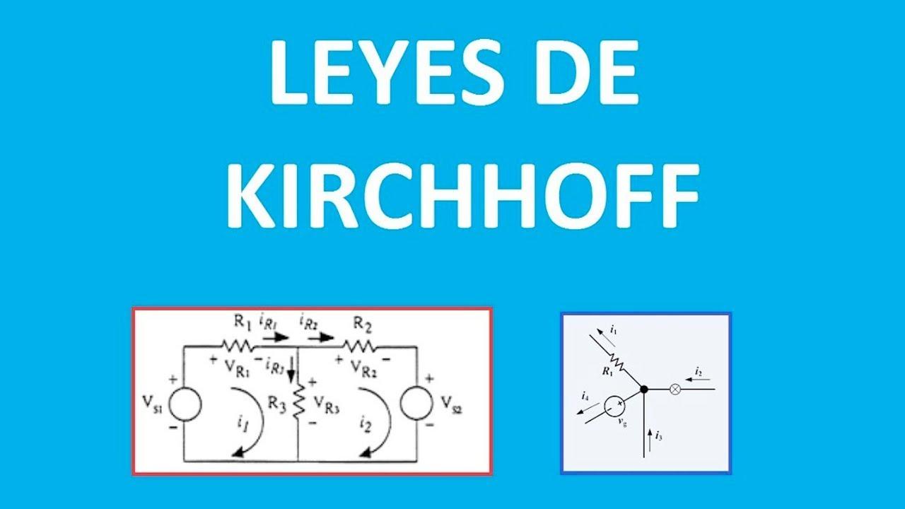 Circuito Que Es : Tutorial explicacion leyes de kirchhoff mallas y nodos