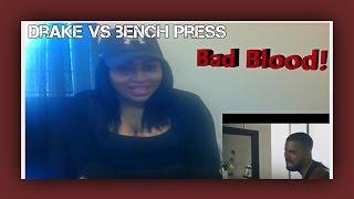 Apple Music – Drake vs. Bench Press   TamiaMia Reacts