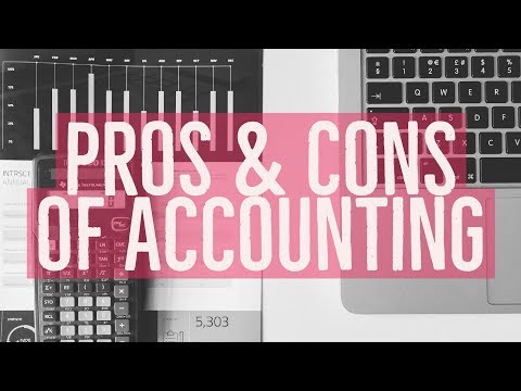 Pros & Cons of Accounting | School & Career |