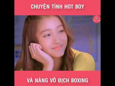 HOTBOY FALL IN LOVE WITH BOXING GIRL   LUIZ TV