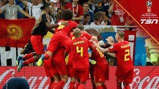 LAST-MINUTE WINNER! Belgium defeat Japan in the final moments