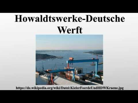 Howaldtswerke-Deutsche Werft