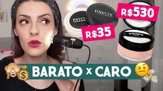 PÓ CARO x BARATO NO MICROSCÓPIO - PAYOT x SISLEY - Karen Bachini