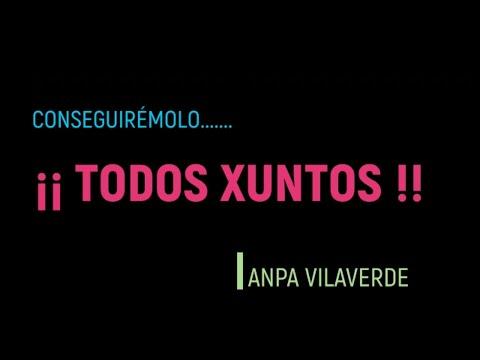 Las familias del CEIP Vilaverde-Mourente, juntas contra el coronavirus