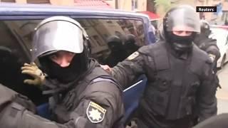 Как СБУ пыталась задержать Саакашвили