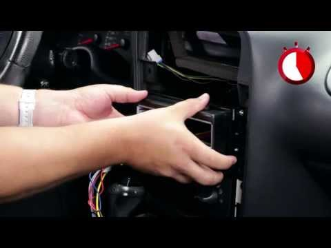 Basic Installation Of An Aftermarket Stereo Into A Chrysler Vehicle