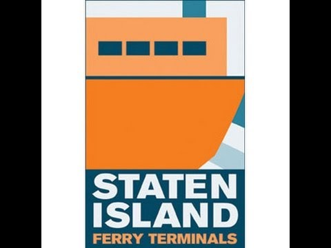 Rode on the Staten Island Ferry to the St. George Ferry Terminal