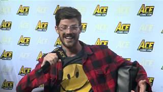Grant Gustin: The Flash Panel with Kevin Smith | ACE Comic Con Seattle