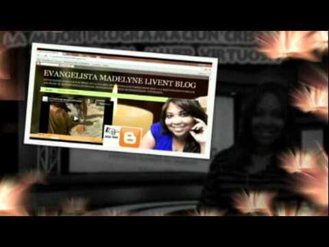 programa de Radio en maryland invitada evangelista madelyne livent