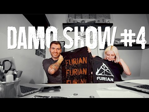 DAMO SHOW #4 - LAUNCH PARTIES / FRONTING A BAND / MAKING MONEY IN COLLEGE / BAND SACKINGS