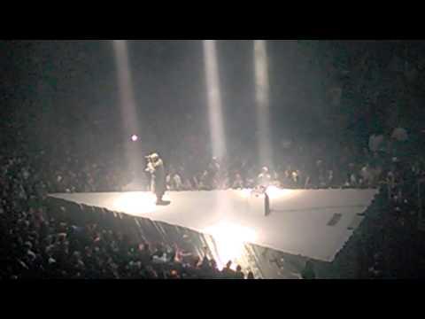 Kanye West rant Detroit 12-19-13