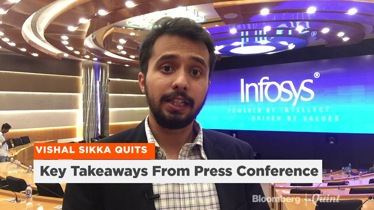Key takeaways from infosys press conference