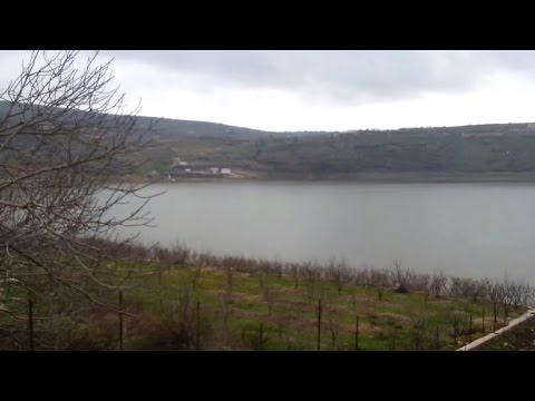 Israel tour Lake Ram, Golan Heights,  the Holy Land  بحيرة مسعدة בריכת רם, רמת הגולן