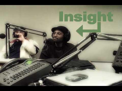Damu The Fudgemunk & Insight @REDEFRECORDS - Same Beat - PT 2 - WKCR FM Live Beats & Rhymes '08