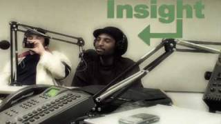 Damu The Fudgemunk & Insight @REDEFRECORDS - Same Beat - PT 2 - WKCR FM Live Beats & Rhymes