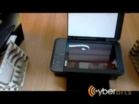 unboxing of hp deskjet 1050a by youtube. Black Bedroom Furniture Sets. Home Design Ideas