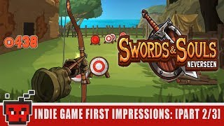First Impressions: Swords & Souls Neverseen [PART 2/3]