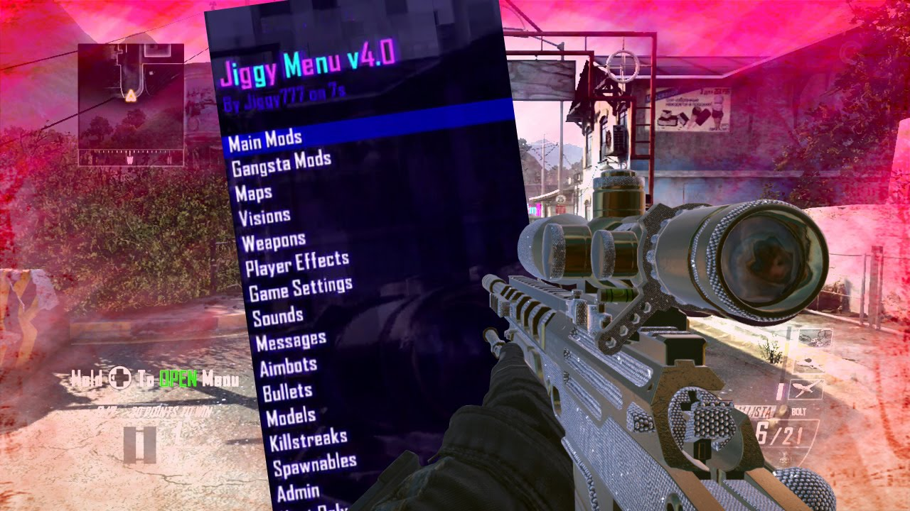 Jiggy 4 0 Black Ops 2 Mod Menu +Download