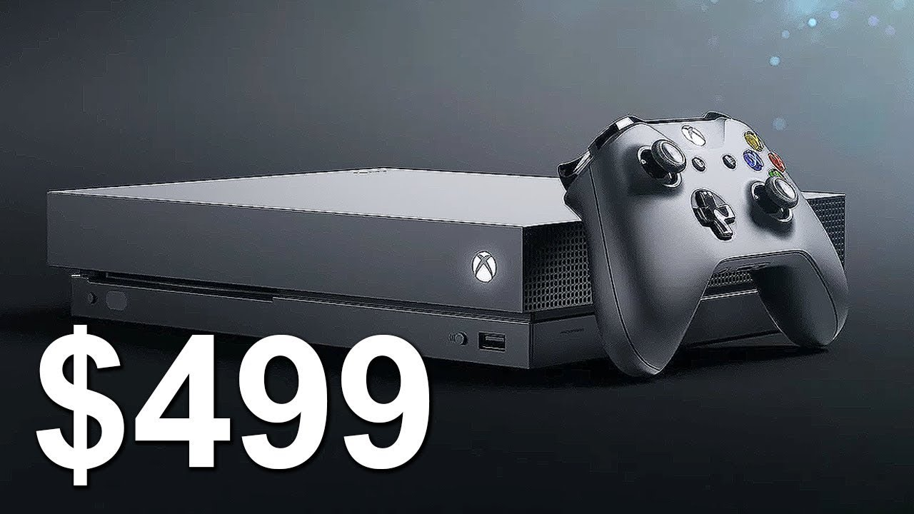 xbox one x cost india