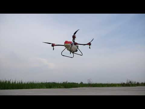 25L - Helicopter Sprayer Drone - Single-Rotor Agriculture