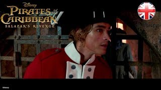 PIRATES OF THE CARIBBEAN | Salazar's Revenge CLIP -