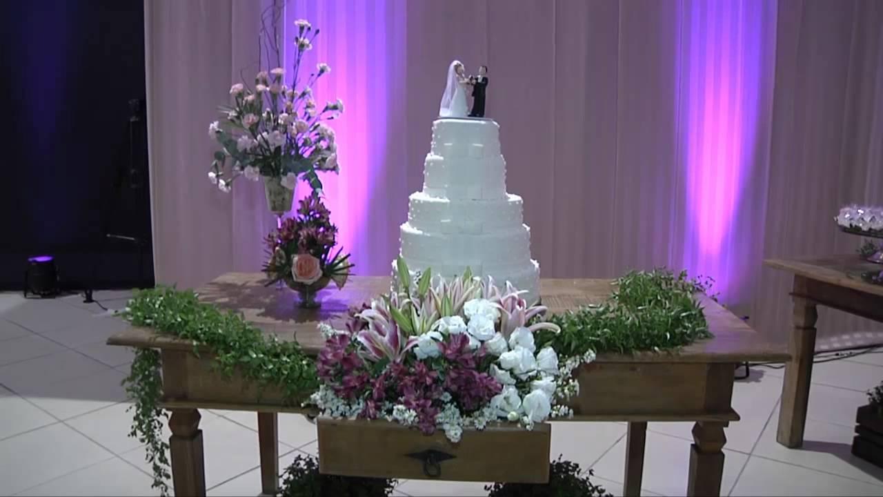 Iluminao Arquitetural Casamento de Paula  Tony Led