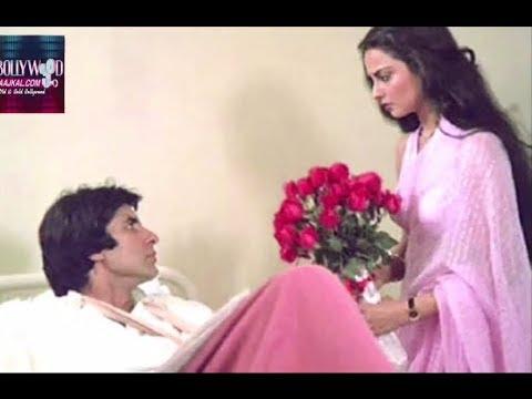 Jab Rekha Breached Jaya's Security to meet Amitabh Bachchan