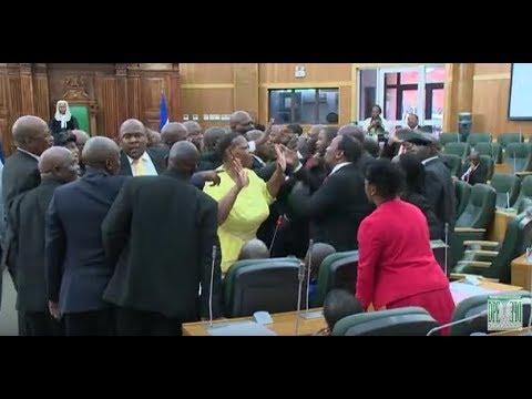 Serialong Qoo Saga - Parliament of Lesotho