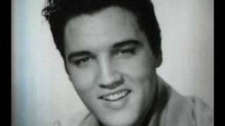 Elvis Presley Any place is paradise.elvis blues.