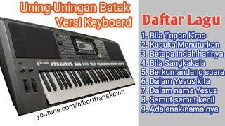 Gambar cover Top Uning Uningan Yamaha Versi Kidung Jemaat  Nonstop 10 Menit | Kevin Sihotang