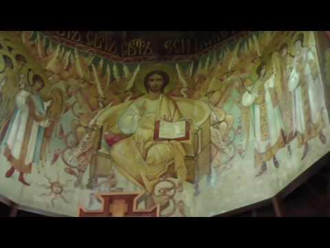 Pilgrimage to the Holy Assumption Calistoga Monastery - April 16 2016