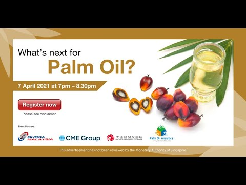 What's next for Palm Oil