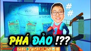 RAFT #7: TÌM THẤY DẤU VẾT CON NGƯỜI !!! HẾT GAME !??