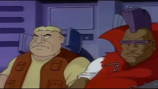 Teenage Mutant Ninja Turtles - BEBOP & ROCKSTEADY HUMAN FORM