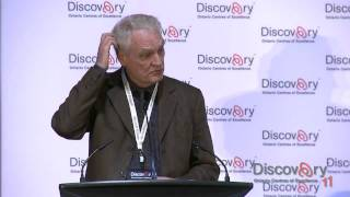 Discovery 11 Panel : Ontario Success Stories in Advanced Health