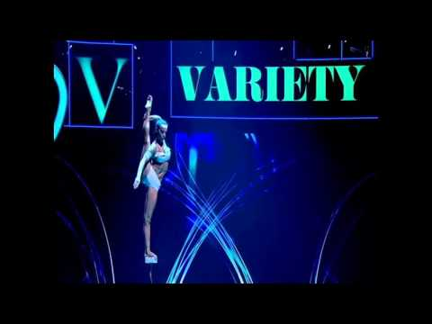 Cirque du Soleil Amaluna - Royal Variety Performance 2015