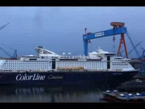 ms Color Fantasy, Color Line, Cruise Ferry, Color Fantasy Song