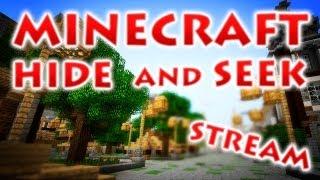RedCrafting - Стрим - Hide and Seek!