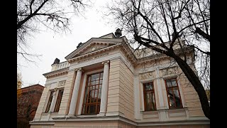 История Библиотеки искусств им  А. П.  Боголюбова 1919—2019