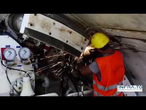 Avanzamento lavori nei Cantieri della Metropolitana di Torino (Maggio 2017)