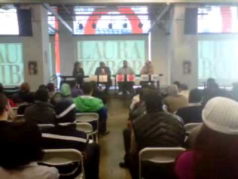 Music Industry Panel at Columbia College Chicago