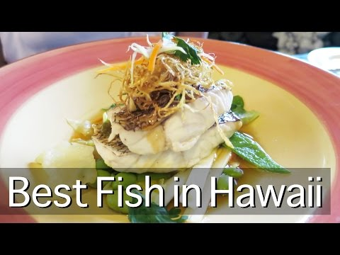 Best Fish In Hawaii - Mama's Fish House