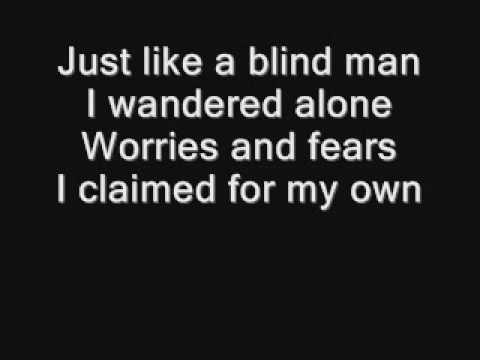 David Crowder Band - I Saw the Light (Lyrics)