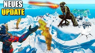 NEUES Mise à jour 😱 Sturmdreher, Polar Peak Live Event Update, Neue Skins - Fuites Fortnite Deutsch