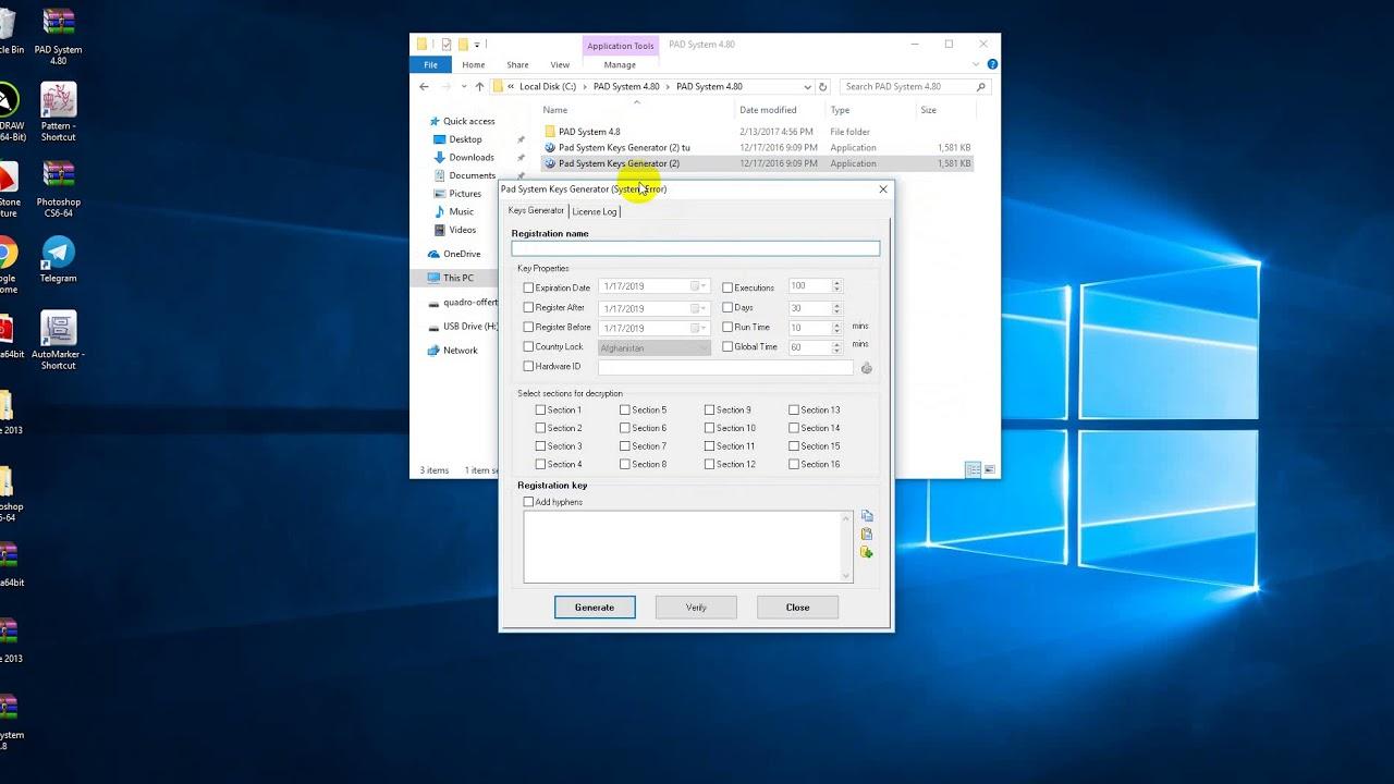 تحميل برنامج pad system