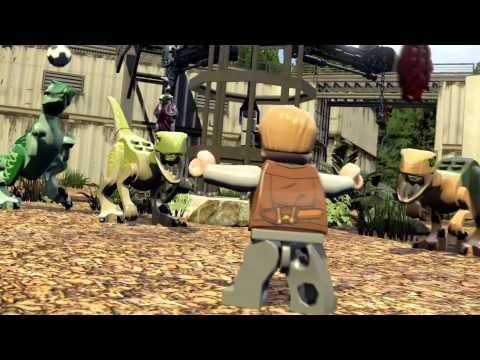 LEGO: Jurassic World - Tercer Trailer Español