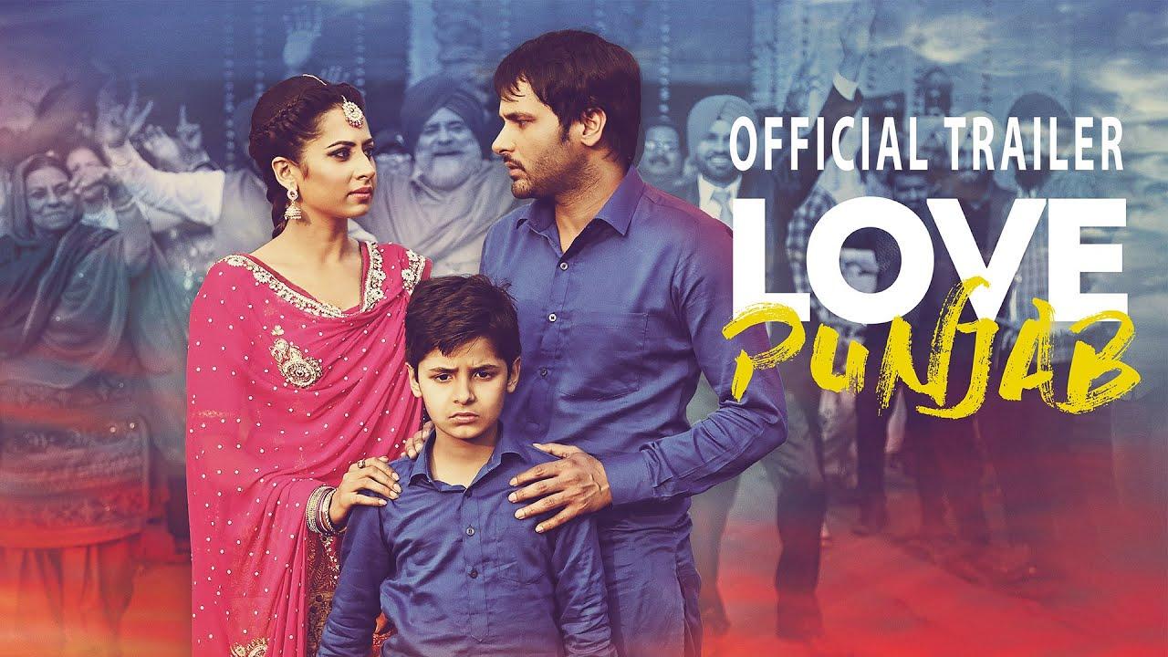 Love Punjab 2016 DvDScR